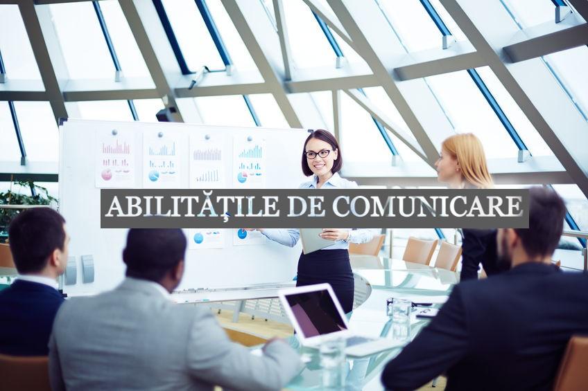 abilitatile de comunicare