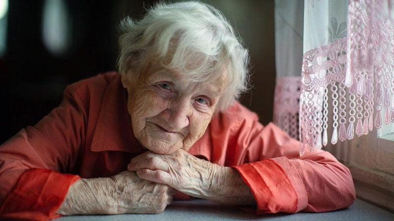 depresia la bătrâni