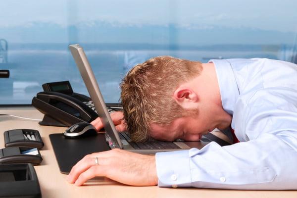 Sănătatea psihică la locul de muncă