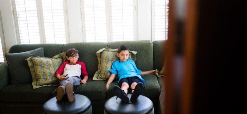 influența ecranelor asupra copiilor