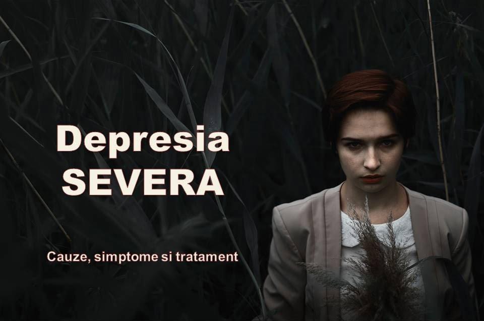 depresie severa