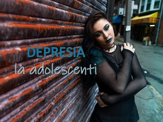 depresia la adolescenti