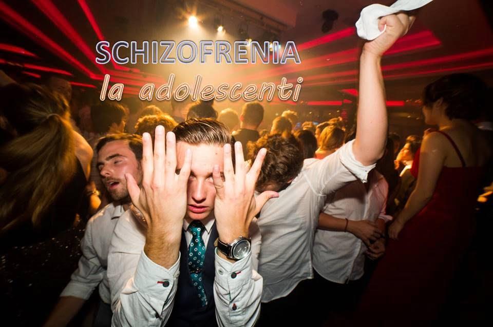 schizofrenia la adolescenti