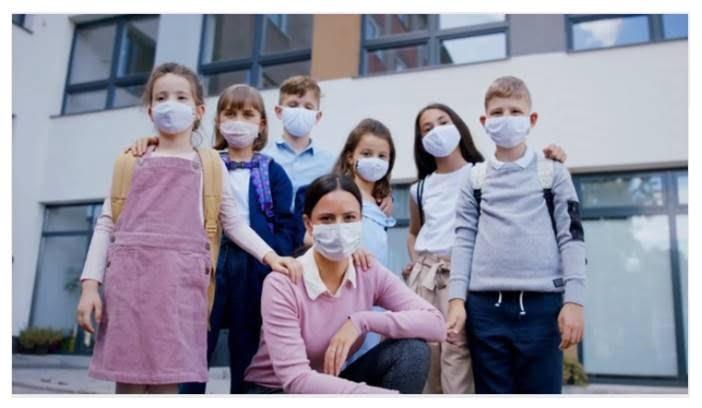 Inceputul de an scolar in pandemie