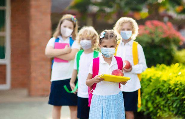 Inceputul celui de-al doilea an scolar in pandemie