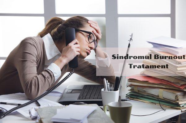 Tratamentul sindromului Burnout